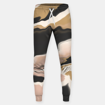 Thumbnail image of Marbled brushstrokes 108 Pantalones de chándal , Live Heroes