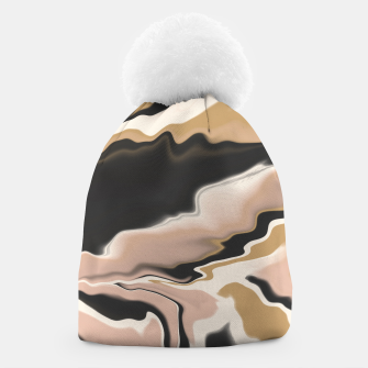 Thumbnail image of Marbled brushstrokes 108 Gorro, Live Heroes