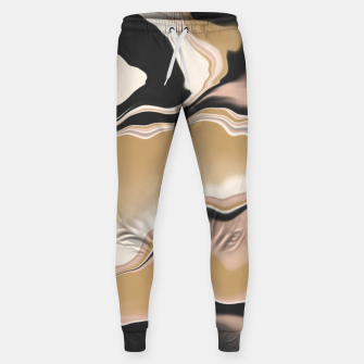 Thumbnail image of Marbled brushstrokes digital 108 Pantalones de chándal , Live Heroes
