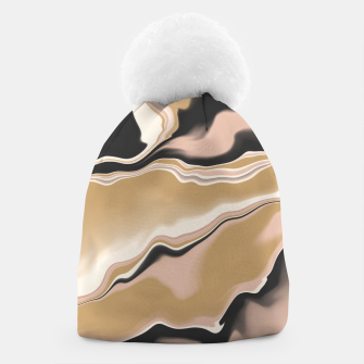 Thumbnail image of Marbled brushstrokes digital 108 Gorro, Live Heroes