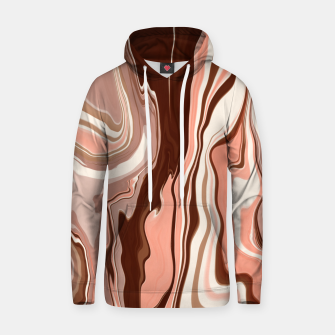 Miniatur Pink marbled detail 36 Sudadera con capucha, Live Heroes