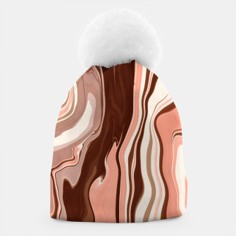 Miniatur Pink marbled detail 36 Gorro, Live Heroes
