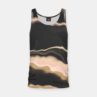Thumbnail image of Marbled brushstrokes dark 30 Camiseta de tirantes, Live Heroes