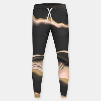Thumbnail image of Marbled brushstrokes dark 30 Pantalones de chándal , Live Heroes