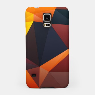Thumbnail image of Low Poly Samsung Case, Live Heroes