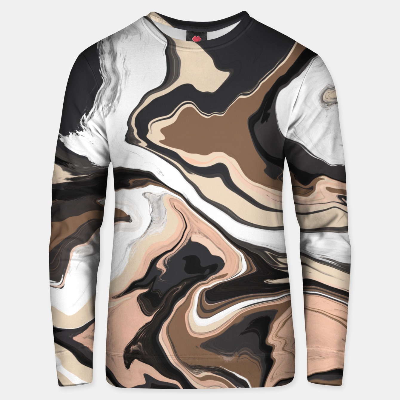 Image de Abstract artistic painting 35 Sudadera unisex - Live Heroes