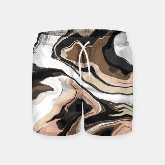 Abstract artistic painting 35 Pantalones de baño miniature