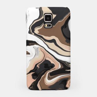 Abstract artistic painting 35 Carcasa por Samsung miniature