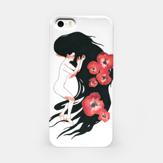 Miniatur poppies iPhone Case, Live Heroes