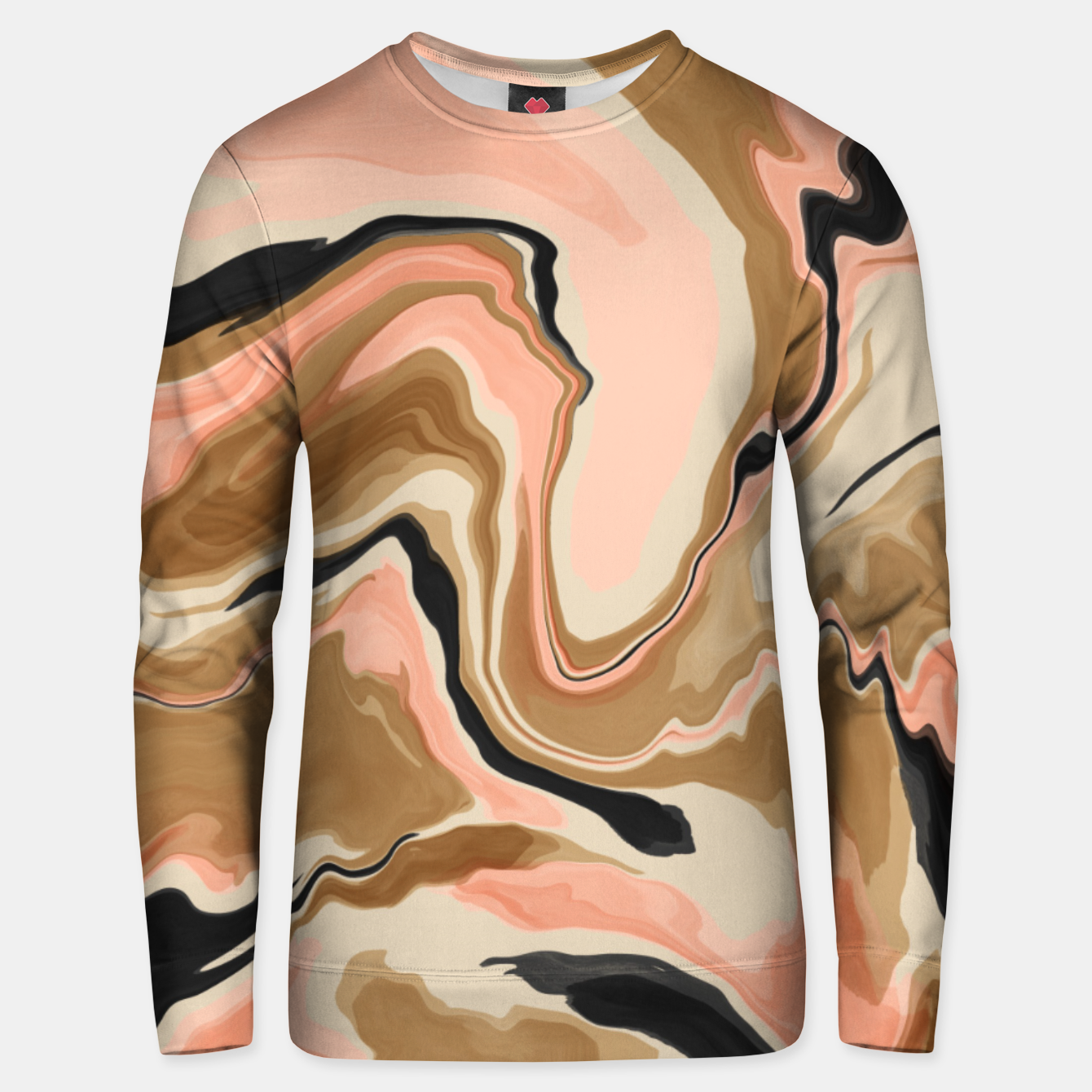 Image de Abstract artistic painting 63 Sudadera unisex - Live Heroes