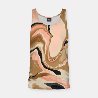 Abstract artistic painting 63 Camiseta de tirantes miniature