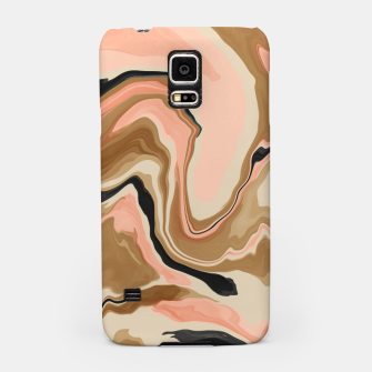 Abstract artistic painting 63 Carcasa por Samsung miniature