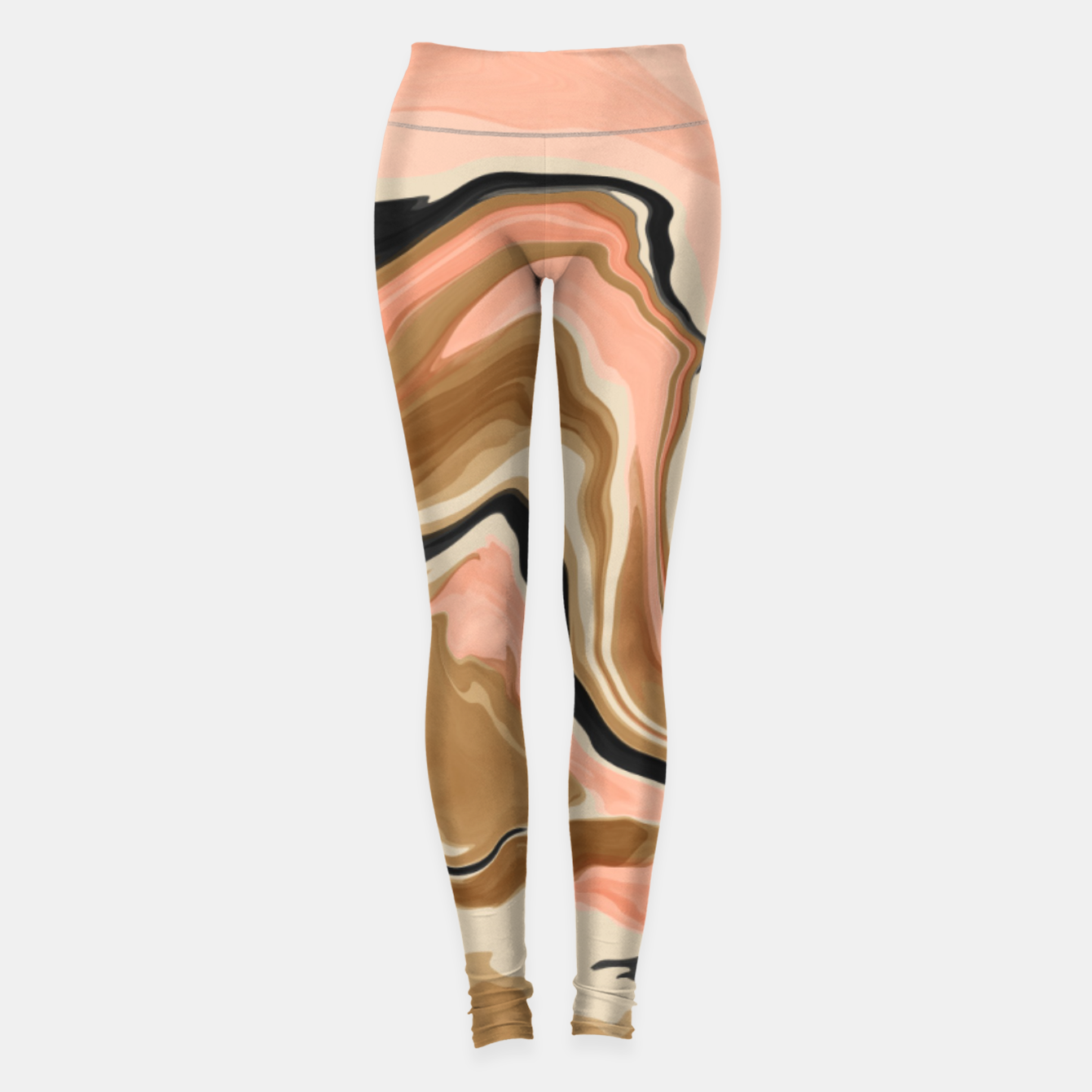 Image de Abstract artistic painting 63 Leggings - Live Heroes