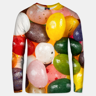 Miniature de image de Cool colorful sweet Easter Jelly Beans Candy Unisex sweater, Live Heroes