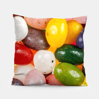 Miniature de image de Cool colorful sweet Easter Jelly Beans Candy Pillow, Live Heroes