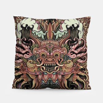 Thumbnail image of Bali smile Pillow, Live Heroes