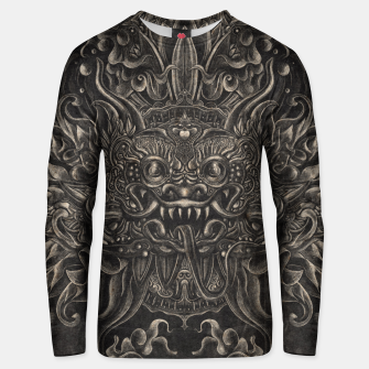 Thumbnail image of Engraved Bali Smile Unisex sweater, Live Heroes