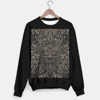 Thumbnail image of Engraved Bali Smile Sweater regular, Live Heroes