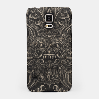 Thumbnail image of Engraved Bali Smile Samsung Case, Live Heroes