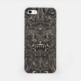 Thumbnail image of Engraved Bali Smile iPhone Case, Live Heroes