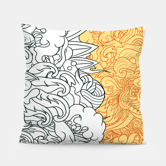 Thumbnail image of Shapes Pillow, Live Heroes