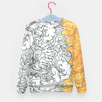 Thumbnail image of Shapes Kid's sweater, Live Heroes
