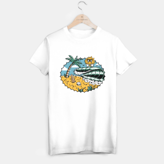 Miniatur Good Wave T-shirt regular, Live Heroes