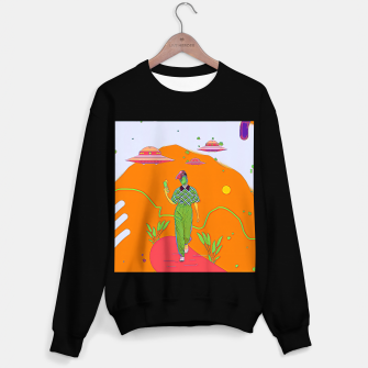 Thumbnail image of Selfie Sweater regular, Live Heroes