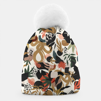 Thumbnail image of Abstract snakes shapes nature 63 Gorro, Live Heroes