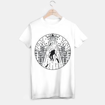 Thumbnail image of Alien Invasion T-shirt regular, Live Heroes