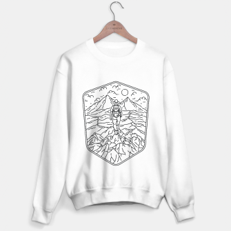 Thumbnail image of Traveler Sweater regular, Live Heroes