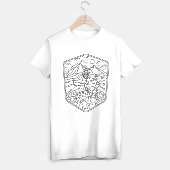 Thumbnail image of Traveler T-shirt regular, Live Heroes