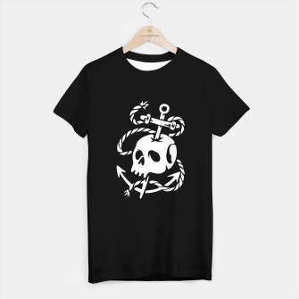 Thumbnail image of Death Anchor T-shirt regular, Live Heroes
