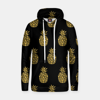 Miniature de image de Golden Pineapple Tropical Fruit Fruit Lover Gifts Summer Hoodie, Live Heroes