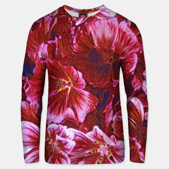 Thumbnail image of Floral Joy Unisex sweater, Live Heroes