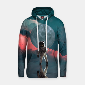 Thumbnail image of Astronaut Moon Space NASA Planet Sudadera con capucha, Live Heroes