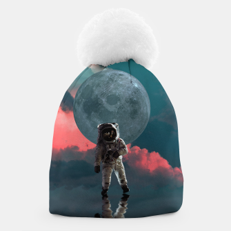 Thumbnail image of Astronaut Moon Space NASA Planet Gorro, Live Heroes