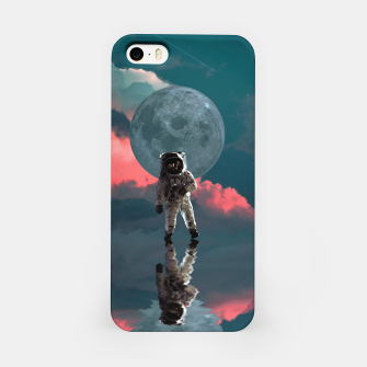Thumbnail image of Astronaut Moon Space NASA Planet Carcasa por Iphone, Live Heroes