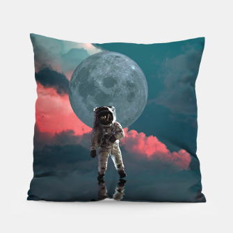 Thumbnail image of Astronaut Moon Space NASA Planet Almohada, Live Heroes