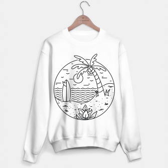 Thumbnail image of Surf and Beach Sweater regular, Live Heroes