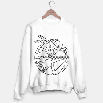 Thumbnail image of It's Time to Surf Sweater regular, Live Heroes