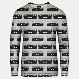 Thumbnail image of I have bad memory RAM geeky nerdy pattern Unisex sweater, Live Heroes