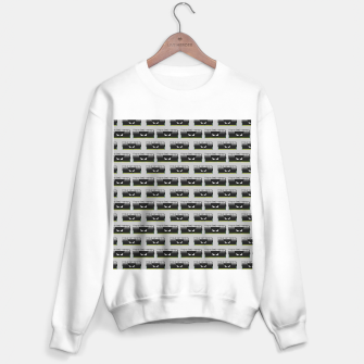 Thumbnail image of I have bad memory RAM geeky nerdy pattern Sweater regular, Live Heroes