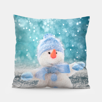 Thumbnail image of Snowman Almohada, Live Heroes