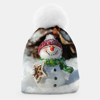 Thumbnail image of Snowman Gorro, Live Heroes