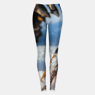 Thumbnail image of Snowman Leggings, Live Heroes