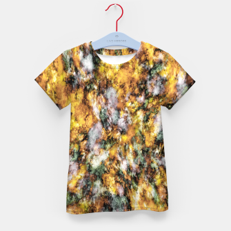 Thumbnail image of The flow Kid's t-shirt, Live Heroes