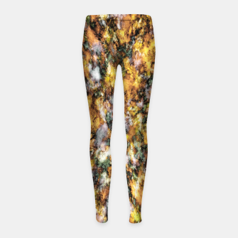 Thumbnail image of The flow Girl's leggings, Live Heroes