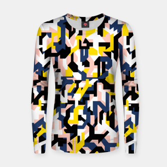 Thumbnail image of MESS Women sweater, Live Heroes