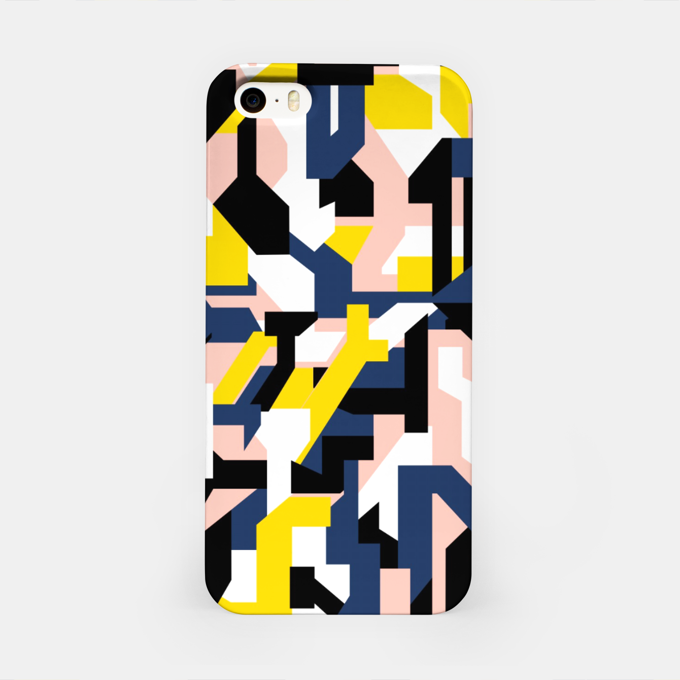 Image of MESS iPhone Case - Live Heroes
